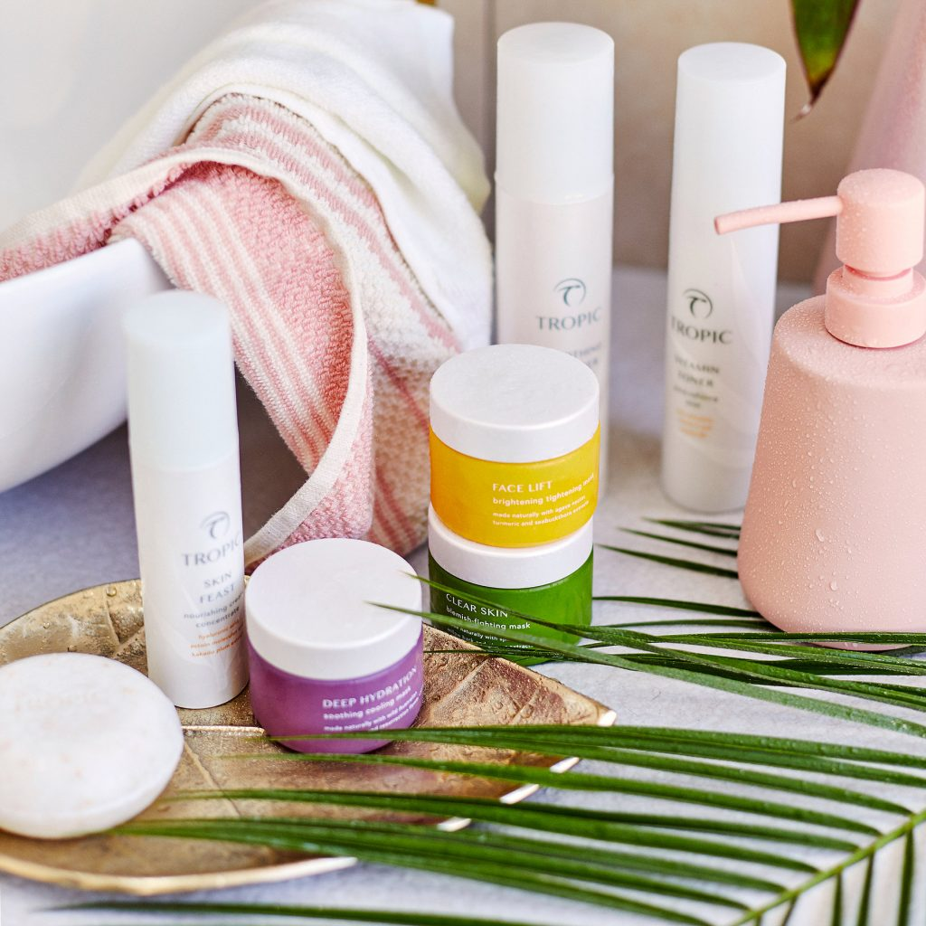 Tropic Skincare Holly Barber Personal Training Barcelona